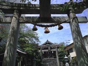 釛山恵美須神社