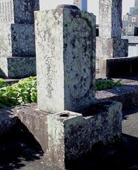二宮又兵衛墓地