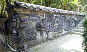聖福寺瓦塀